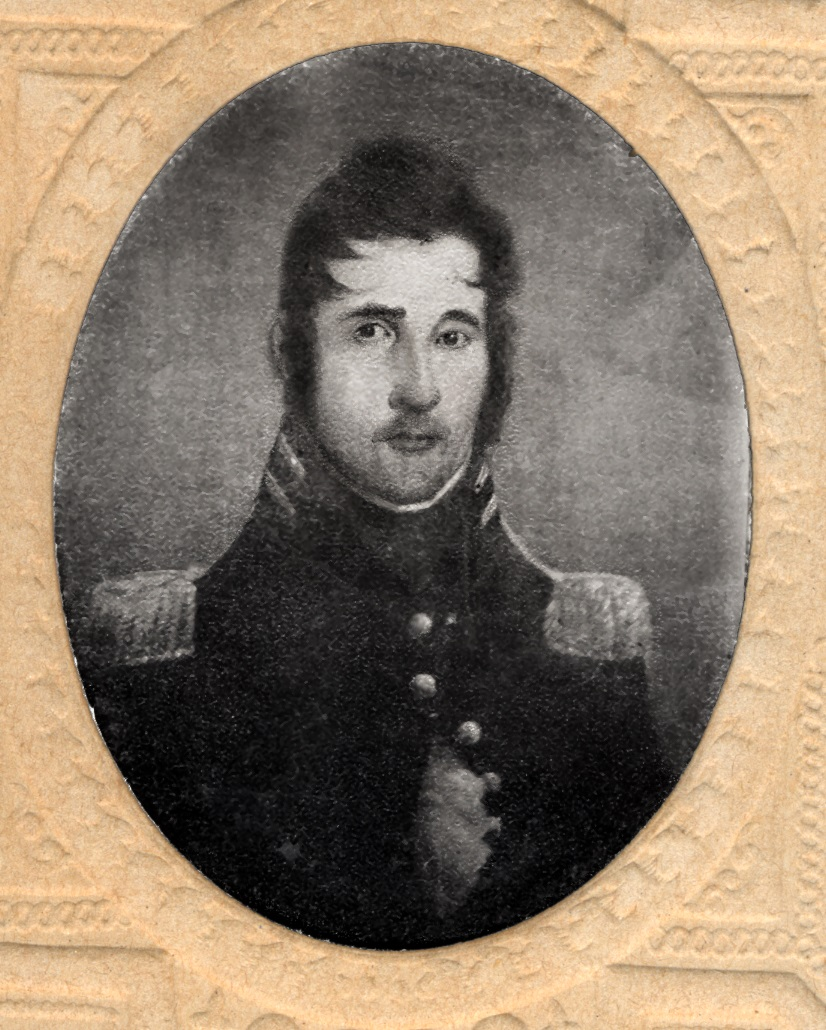 Colonel Morgan A. Brown